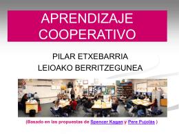 APRENDIZAJE COOPERATIVO - B06 ELKARBIZITZA WIKIA