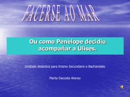 FACERSE AO MAR - Asociación de Escritores en Lingua Galega