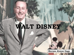 WALT DISNEY - WordPress.com
