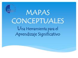 Qué son los Mapas Conceptuales?