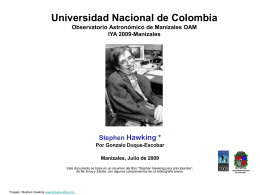 Hawking - Docentes.unal.edu.co