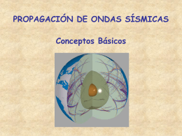 Conceptos básicos de la propagación de ondas