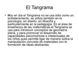 fracciones con el tangrama - Blog de Pedagogía Básica, Tercer Año