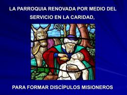 2 SERVICIO EN LA CARIDAD
