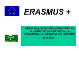 Erasmus + - IES Torre Almirante