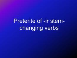 Pret-irStemChVerbs[1]