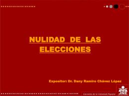 mar_28mar2006 - JNE - Jurado Nacional de Elecciones
