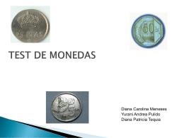 TEST DE MONEDAS - Psicologia en la Iberoamericana Blog