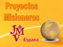 Proyectos Misioneros JMV
