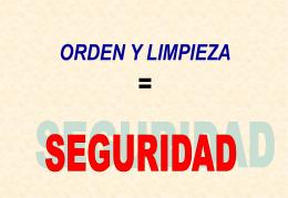 SEGURIDAD Y LIMPIEZA