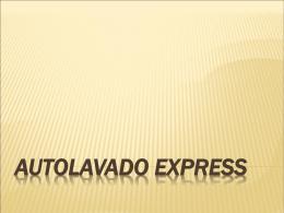 Autolavado Express