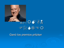 NORMAN FOSTER - Gloria en Membrilla