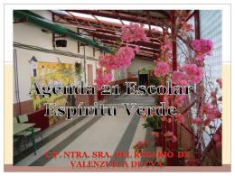 Presentación A. 21 Escolar