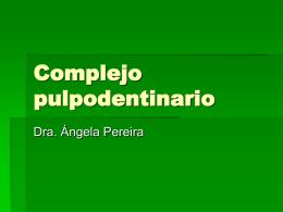 Complejo pulpodentinario