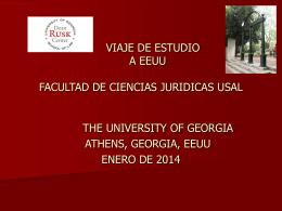PROGRAMA DE ESTUDIOS EN DERECHO TRANSNACIONAL