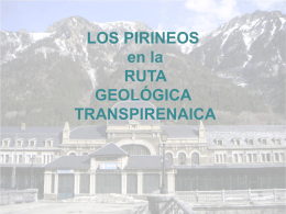 La formación de los Pirineos…según los antiguos