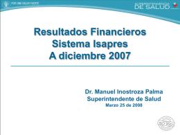 Enero a Diciembre 2006-2007