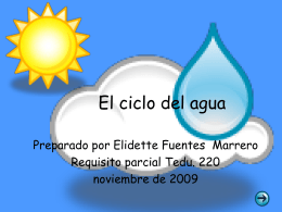 Ciclo Del Agua - WordPress.com