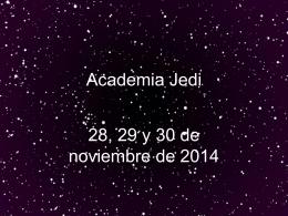 Academia Jedi - AACF, Asociación de Amigos de la Ciencia Ficción