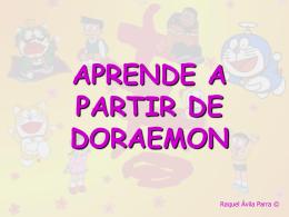 Aprende con Doraemon (Powerpoint)