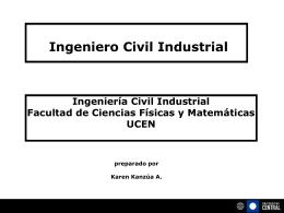 INGENIERO INDUSTRIAL ES QUIEN
