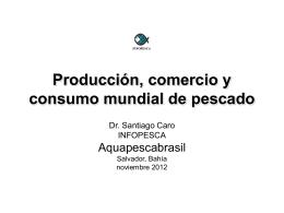 La pesca y la acuicultura en América Latina en el contexto