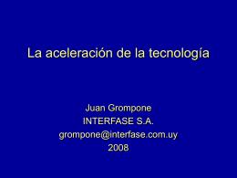 El Uruguay Tecnológico