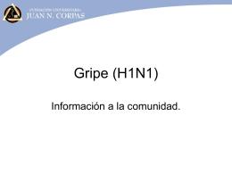 Plantilla de presentación - Fundación Universitaria Juan N. Corpas