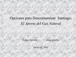 Vea exposición de economistas Felipe Larraín y Jorge