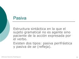 Pasivas - IES Fuente de la Peña