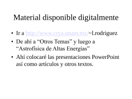 Presentacion PowerPoint de la segunda parte del