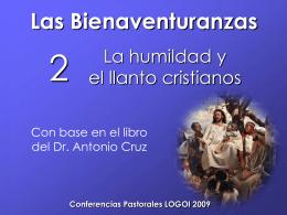Bienaventuranzas II - W. Madera