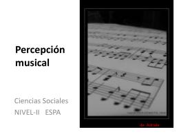 MUSICA-Nivel-II