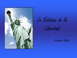 La Estatua de la Libertad