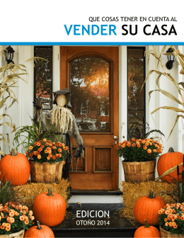 vender su casa - Keeping Current Matters