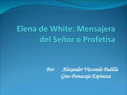 elena-de-white