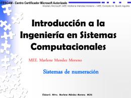 ITESCAM - Centro Certificador Microsoft Autorizado