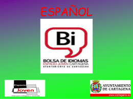 Diapositiva 1 - Ayuntamiento de Cartagena