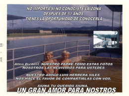 Diapositiva 1 - La Luz Siuna, Raan Nicaragua
