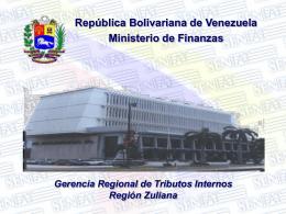 SENIAT Agentes de retención del IVA Contribuyentes Especiales