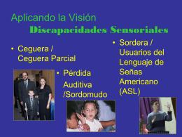 Catequistas que utilizan el Lenguaje de Señas Americano (ASL)
