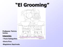 Grooming - GLORIA PINO