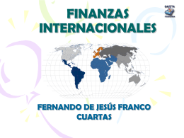 FINTER - Gaceta Financiera