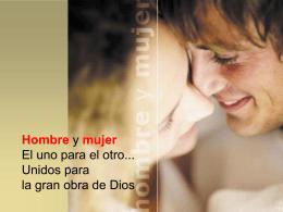 mujer - Conferencia Episcopal Española