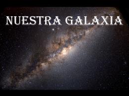 Estructura de nuestra galaxia