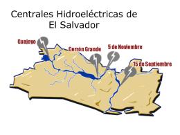 Hidroeléctrica 5 de Noviembre