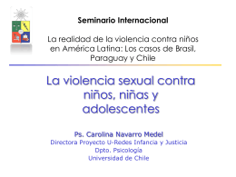 Presentación Carolina Navarro