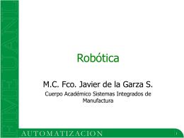 Robótica 1a Clase