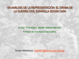 El drama de la guerra civil española según CAPA