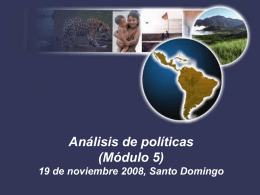 GEO Resource Book - Ministerio de Medio Ambiente y Recursos